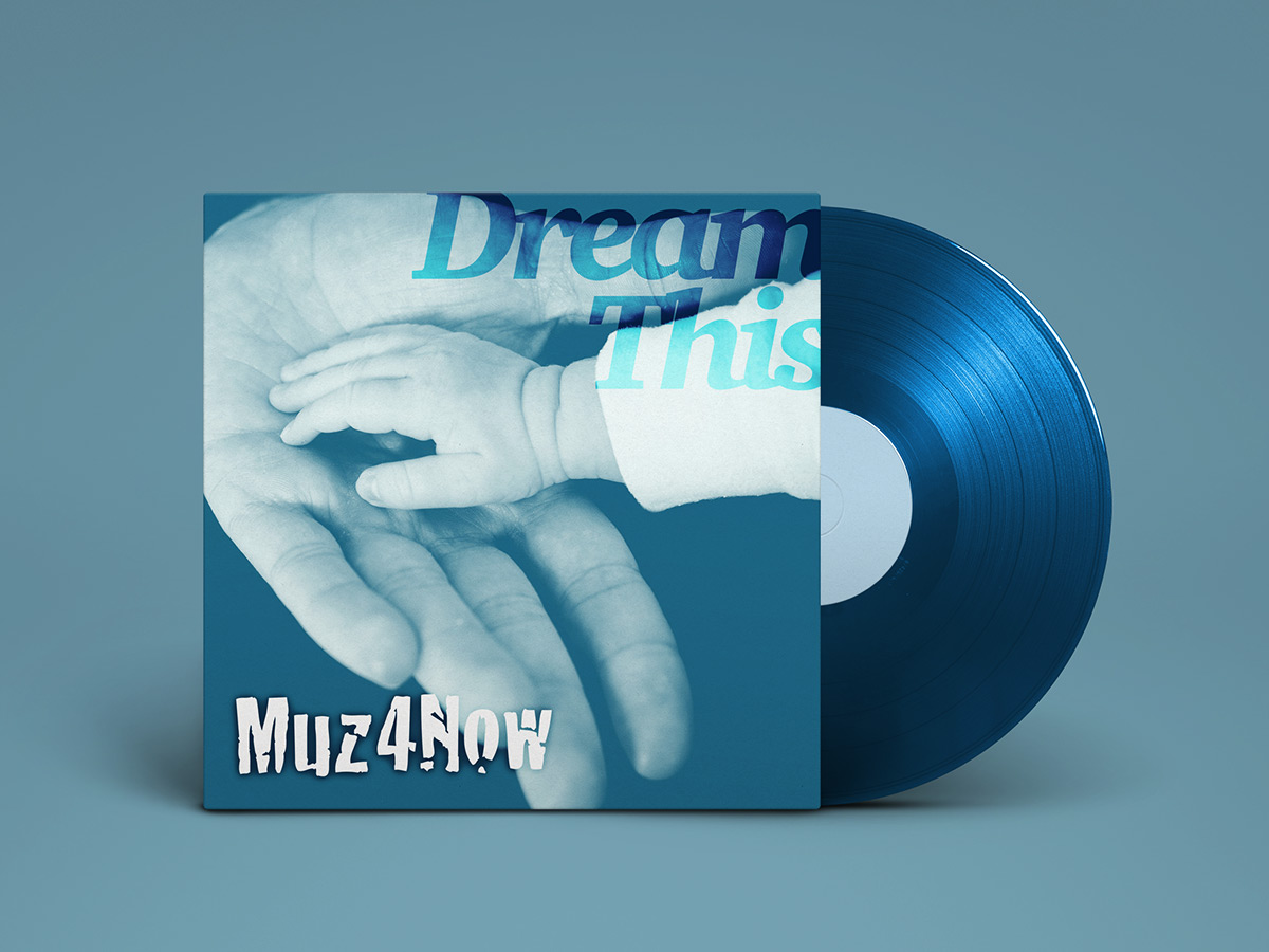 Album Cover Art - Muz4Now  - by Fervr Design