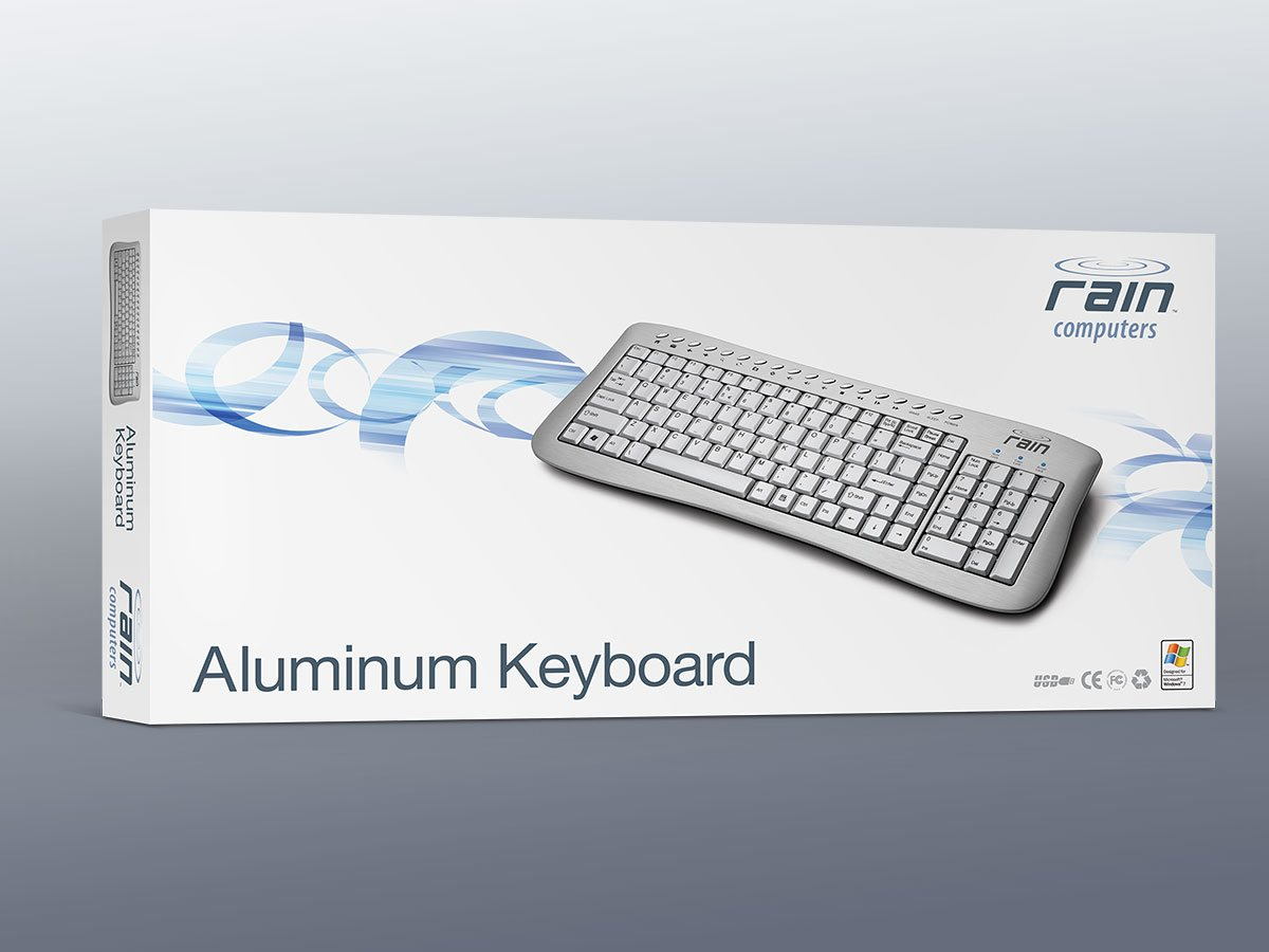 Retail product packaging design for computer company - by Fervr Design